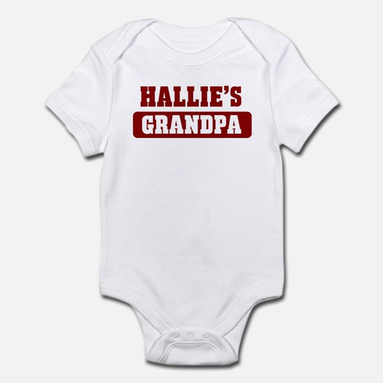 Hallies Grandpa Infant Bodysuit