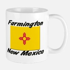 Farmington New Mexico Mug