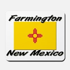 Farmington New Mexico Mousepad