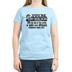 You're Grounded! Women's Light T-Shirt