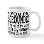 You're Grounded! Mug