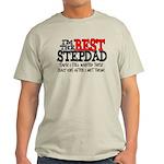 Best Stepfather Light T-Shirt