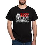 Best Stepfather Dark T-Shirt