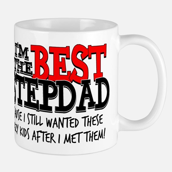 Best Stepfather Mug