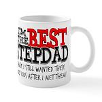 Best Stepfather Mug