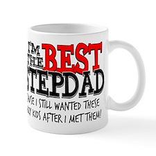 Best Stepfather Small Mug