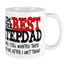 Best Stepfather Small Mug