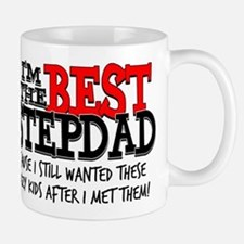 Best Stepfather Small Small Mug