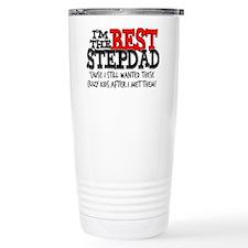 Best Stepfather Travel Mug