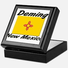 Deming New Mexico Keepsake Box