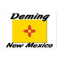 Deming New Mexico Postcards (Package of 8)