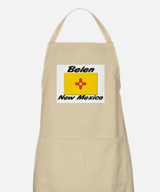 Belen New Mexico BBQ Apron