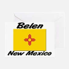 Belen New Mexico Greeting Card