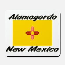 Alamogordo New Mexico Mousepad