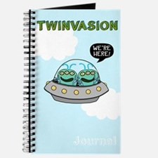 TWINVASION We're Here! Journal