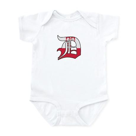 Detroit Polish D Infant Bodysuit