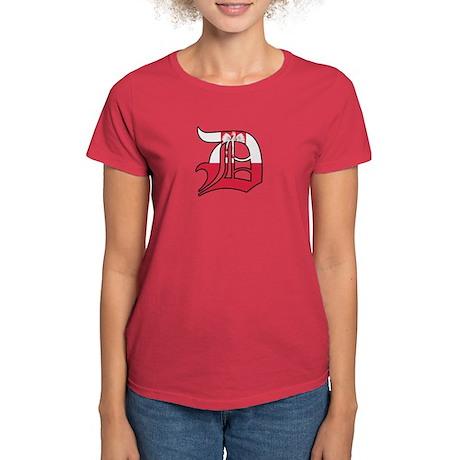 Detroit Polish D Women's Dark T-Shirt
