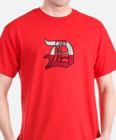 Detroit Polish D T-Shirt