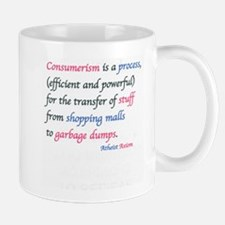 CONSUMERISM: Mug