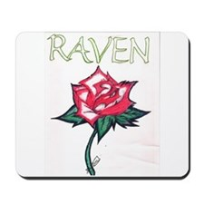 Raven Shop Mousepad