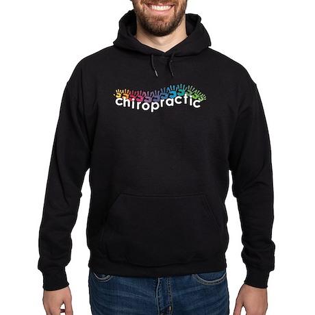 Chiropractic Hands Hoodie (dark)