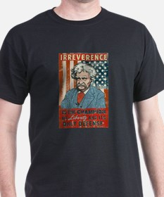Mark Twain Irreverence T-Shirt