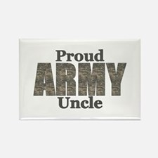 Proud Army Uncle (ACU) Rectangle Magnet
