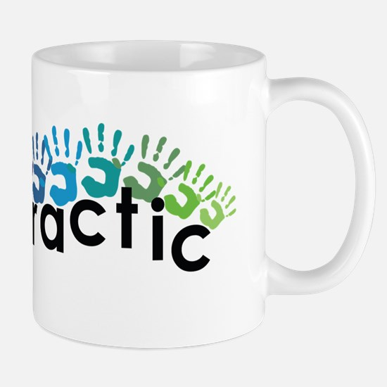 Chiropractic Hands Mug