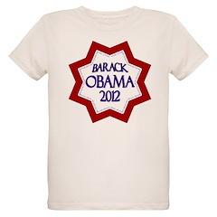 Obama Star 2012 T-Shirt