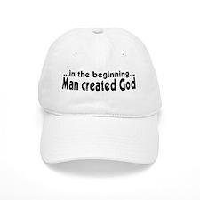 in the beginning Baseball Cap