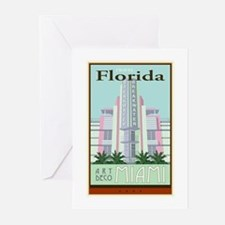Travel Florida Greeting Cards (Pk of 20)