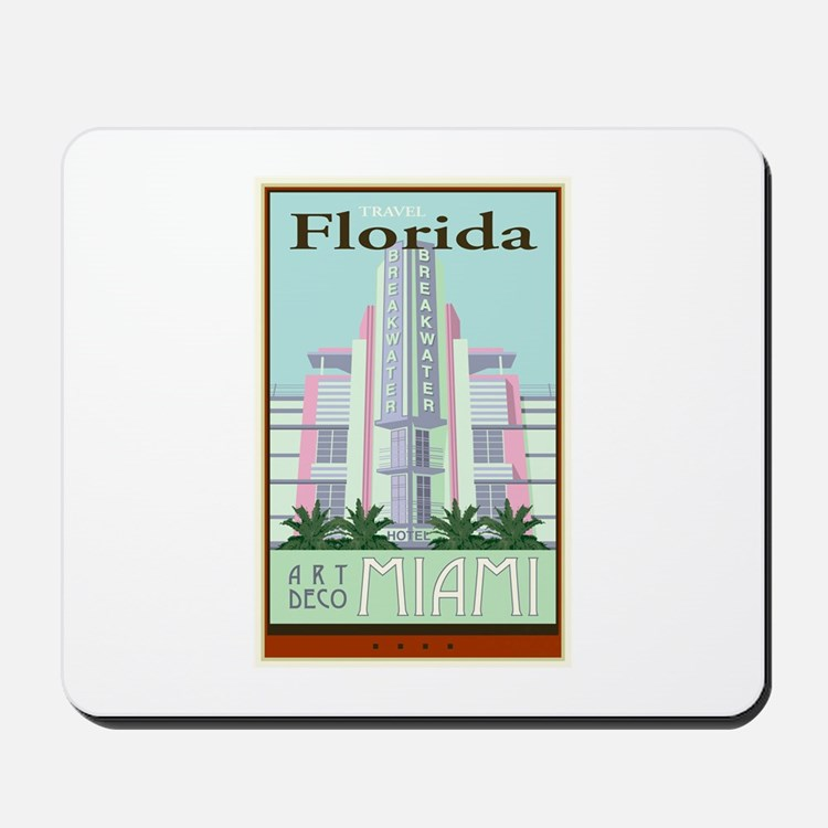 Travel Florida Mousepad