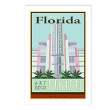 Travel Florida Postcards (Package of 8)