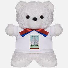 Travel Florida Teddy Bear