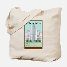 Travel Florida Tote Bag
