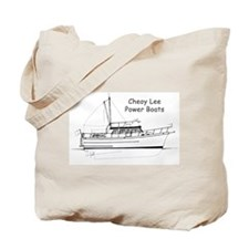 Cheoy Lee Power Boats Tote Bag