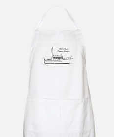 Cheoy Lee Power Boats BBQ Apron