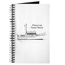 Cheoy Lee Power Boats Journal