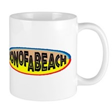 Son of a Beach Mug