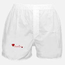 Love Panties Boxer Shorts