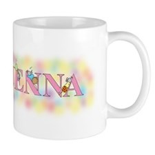 """Jenna"" with Mice Mug"