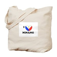 Cute Pinoy Tote Bag