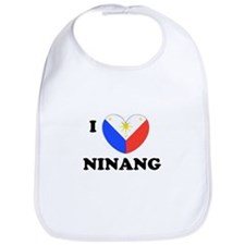 Unique I love ninong Bib