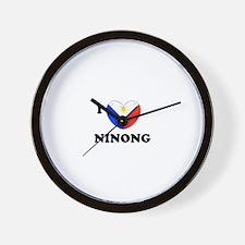 Cool Ninong Wall Clock