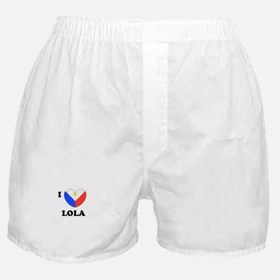 Unique Pinoys Boxer Shorts