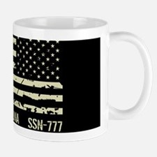 USS North Carolina Mug