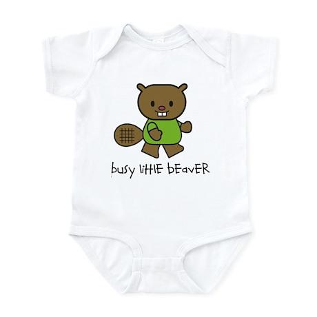 Busy Little Beaver Infant Bodysuit