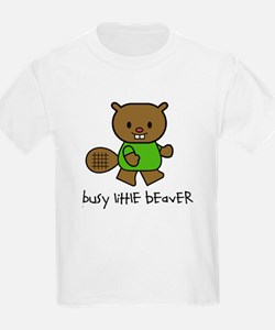 Busy Little Beaver T-Shirt