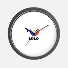 Unique Ninong Wall Clock