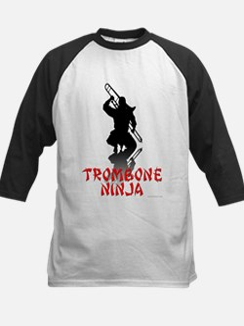 Trombone Ninja Tee